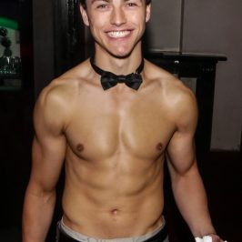 topless waiter Andy