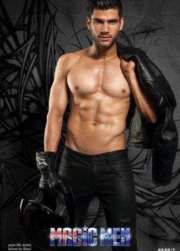 male stripper johnny star