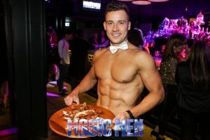 BEST TOPLESS WAITERS