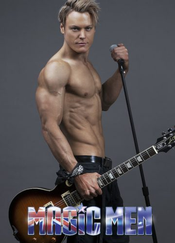 Stripper Jesse Cruze