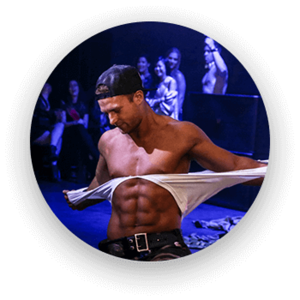 male strip shows in Melbourne