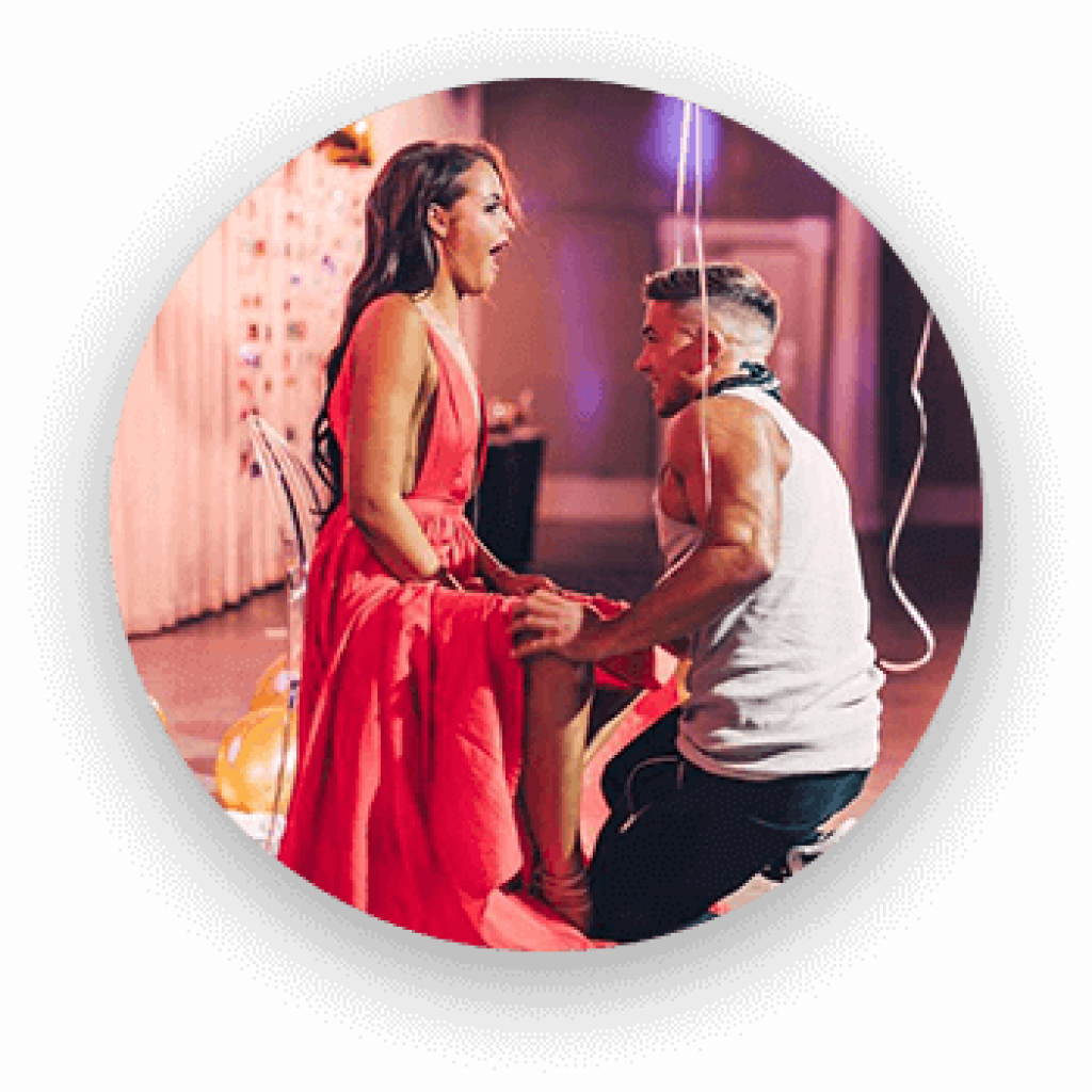 sexy male dancers and waiters in Melbourne
