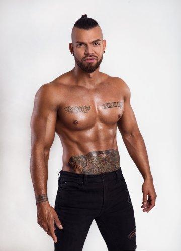 Blaine Bris Stripper