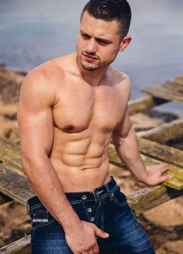 Eddy Melbourne Male Stripper