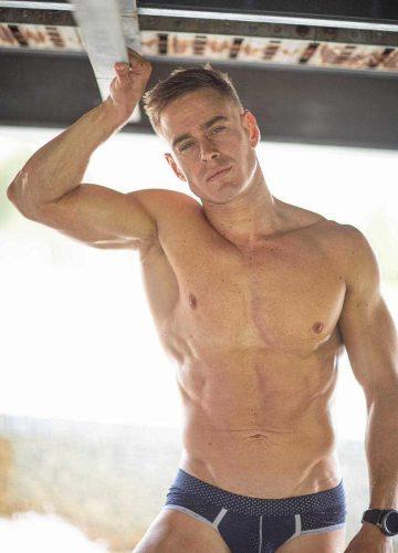 Andrew Syd Stripper