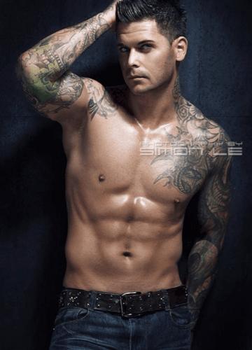 Johno Sydney Stripper