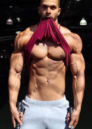 Jonathan Syd Stripper