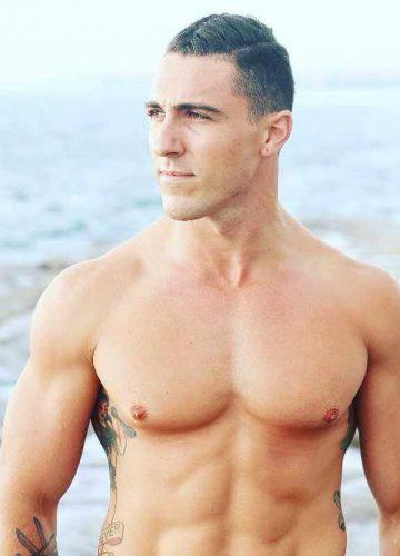 Matty Sydney Stripper