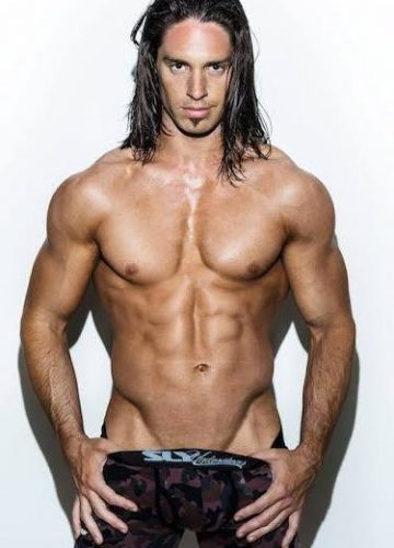 Mark Bris Stripper