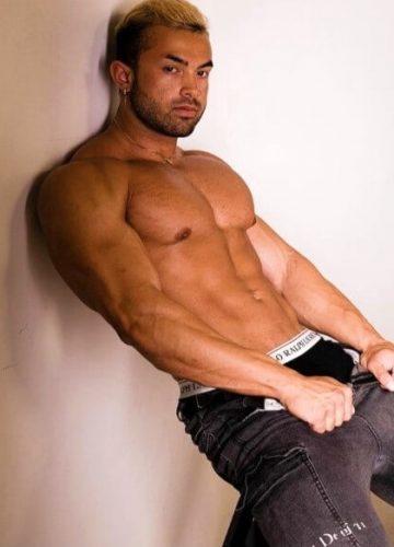 Rhys Syd Stripper
