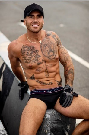 Sebastian Bris Stripper